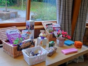 Breakfast Raffle Prizes